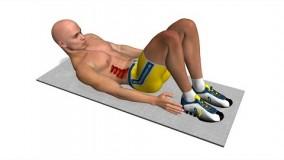 حرکات ورزشی شکم-Abs-دانلود ویدیو تناسب اندام 15