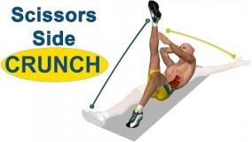 حرکات ورزشی شکم-Abs-دانلود ویدیو تناسب اندام 9