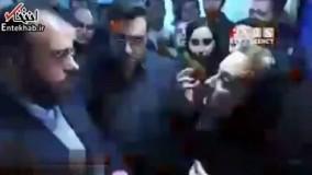 درد دل خانوادههای داغدار خدمه نفتکش سانچی با معاون روحانی