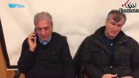 فیلم/ گریه وزیر کار در گفتگو با خانواده خدمه نفتکش سانچی