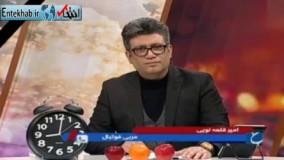 قلعه نویی: ایران عزا دار است، صدا و سیما طنز پخش می کند