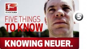 5 موردی که باید در رابطه با مانوئل نویر بدانید