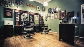 ایده برای دکوراسیون آرایشگاه مردانه - دکوراسیون 2018 - دیزاین آرایشگاه بخش 6