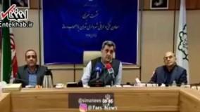 فیلم/ احتمال دریافت عوارض عبور از بزرگراههای تهران