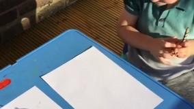 آموزش بالا بردن خلاقیت در کودک