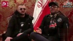 فیلم/ دو سوپراستار سینمای ایران در شب مهمانی خصوصی ساخت ایران2