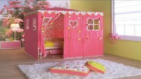 دکوراسیون اتاق خواب دخترانه جوان - ایده های طراحی داخلی 2018 - بخش 14