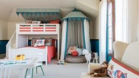 دکوراسیون اتاق خواب دخترانه جوان - ایده های طراحی داخلی 2018 - بخش 17