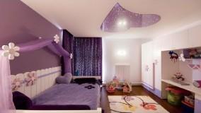 دکوراسیون اتاق خواب دخترانه جوان - ایده های طراحی داخلی 2018 - بخش 8