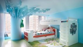 دکوراسیون اتاق خواب دخترانه جوان - ایده های طراحی داخلی 2018 - بخش 30