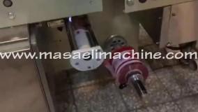 دستگاه بسته بندی پک کاتلری|ماشین سازی مسائلی03135723006