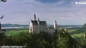 قلعه تاریخی  نوی شوان اشتاین  در آلمان