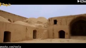 قلعه تاریخی مچی در استان سیستان و بلوچستان