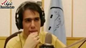 فیلم/ حمله مجري رادیو به مهران مدیری: این آقا قبلا صدای خروس در میآورد!