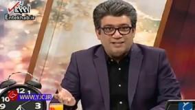 فیلم/ رشیدپور از کچل کردنش در مقابل تصمیم مسئولان گفت!