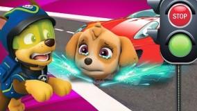 کارتون سگ های نگهبان قسمت 99 - انیمیشن سگهای نگهبان جم جونیور