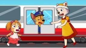 کارتون سگ های نگهبان قسمت 12 دانلود انیمیشن سگ های نگهبان
