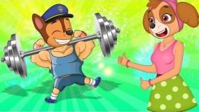 کارتون سگ های نگهبان قسمت 13 دانلود انیمیشن سگ های نگهبان