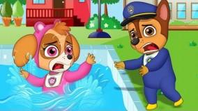 کارتون سگ های نگهبان قسمت 24 دانلود انیمیشن سگ های نگهبان