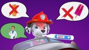 کارتون سگ های نگهبان قسمت 22 دانلود انیمیشن سگ های نگهبان
