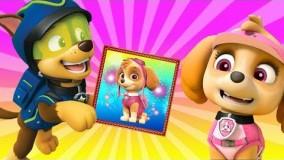 کارتون سگ های نگهبان قسمت 18 دانلود انیمیشن سگ های نگهبان