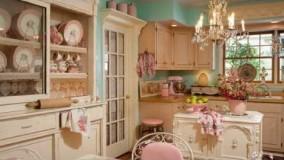دکوراسیون آشپزخانه 2018 - دکوراسیون داخلی آشپزخانه سنتی
