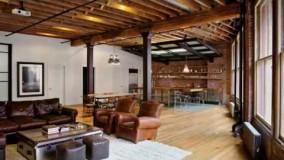 40 خانه با معماری داخلی سبک صنعتی-دکوراسیون منزل2018