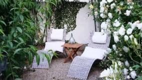 ایده های معمارانه برای حیاط پشتی-ديزاين منزل