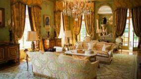 40 اتاق نشیمن لوکس و دیدنی-ديزاين داخلی منزل