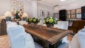 ژورنال دکوراسیون داخلی منزل-یک آپارتمان نیمه کلاسیک