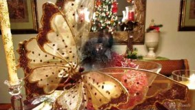 چیدمان و دکوراسیون کریسمس