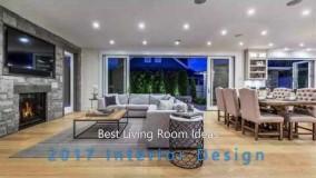 دکوراسیون داخلی منزل 2018 - طراحی داخلی پذیرایی و نشیمن