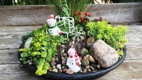 باغچه های کوچک و اکسسوری