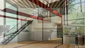 ویلاهای لوکس با سازه کانتینری-ژورنال دکوراسیون داخلی منزل