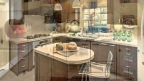 دکوراسیون آشپزخانه 2018 - عکس دکوراسیون داخلی آشپزخانه