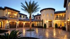 خانه های سبک مدیترانه ای-رویایی ترین خانه های جهان