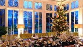 ایده های دکوراسیون کریسمسی