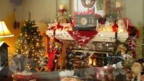 ایده های دکوراسیون کریسمسی خانه های کوچک
