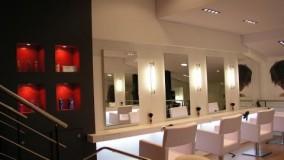 دکوراسیون آرایشگاه زنانه-دیزاین سالن آرایشگاه زنانه -28