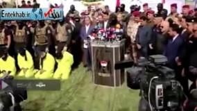فیلم/ بازداشت عوامل تروریستی حمله به زائران ایرانی در عراق