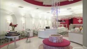 دکوراسیون آرایشگاه زنانه-دیزاین سالن آرایشگاه زنانه -60