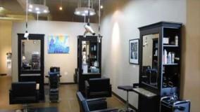 دکوراسیون آرایشگاه زنانه-دیزاین سالن آرایشگاه زنانه -9
