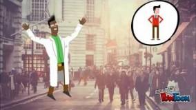 انیمیشن جالب راههای انتقال زگیل تناسلی و پیشگیری