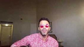 دانلود اجرای خصوصی و جذاب سیروان خسروی در خانه اش