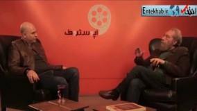 فیلم/ فراستی از «به وقت شام» تعریف کرد/فیلم داعش را به من شناساند