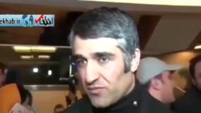 فیلم/ اولین واکنش پژمان جمشیدی به اهانت حضار پس از نامزد شدن در جشنواره