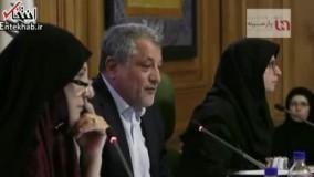 فیلم/ انتقاد تند محسن هاشمی از کمیسیون بودجه شورا