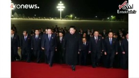 فیلم/ مراسم جشن تولد رهبر پیشین کره شمالی