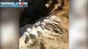 فیلم/ اعدام میدانی دو نیروی زن کُرد توسط ارتش ترکیه در عملیات عفرین(16+)