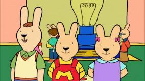 کارتون های شبکه نهال - کارتون خرگوش های بازیگوش قسمت 11